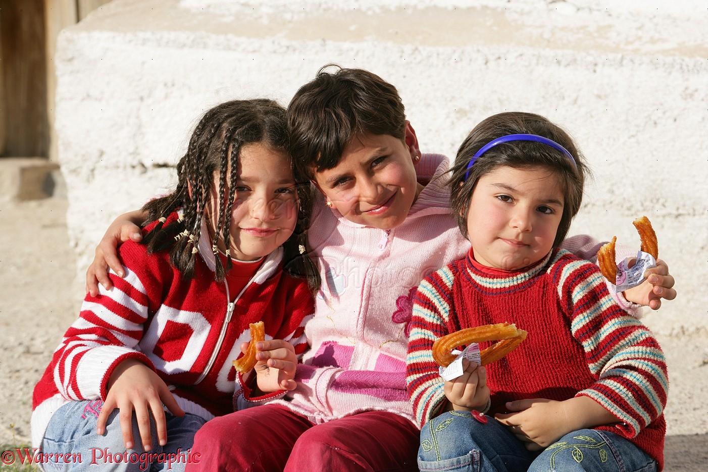 турция и дети фото