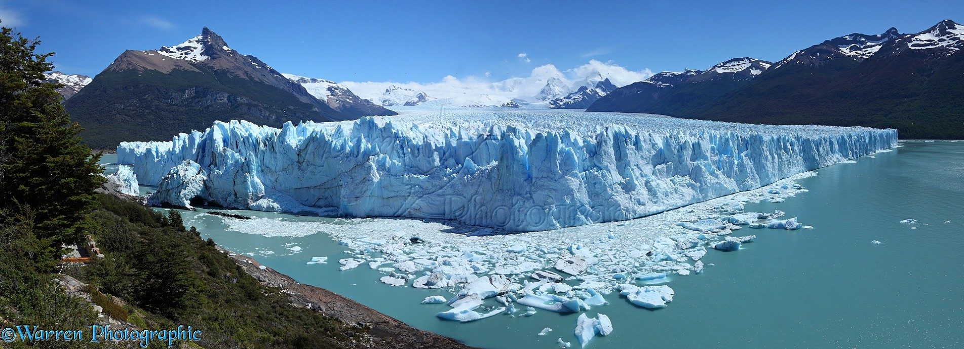Perito Moreno Glacier Photo Wp32274