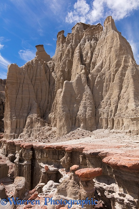 Rock pinnacles, Ciudad del Encanto, Bolivia
