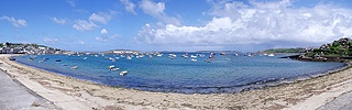 St. Mary's bay, Scilly Isles