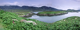 South Uist panorama
