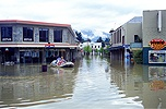 Flooding in Queenstown