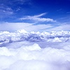 Clouds & Blue sky 3D R