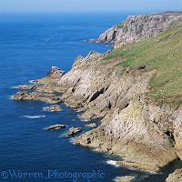 Lundy west coast