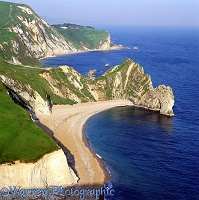 Durdle Door view