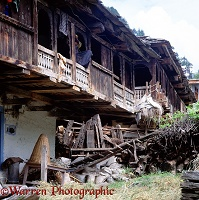 Old Manali house