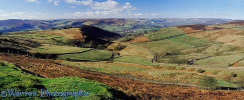 Peak District view