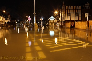 Datchet flooding 2014