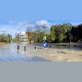 Guildford flood