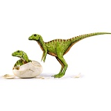 Hatching dinosaur